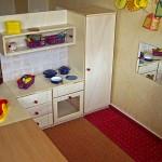 Spielecke in der Kindertagespflege Seestern